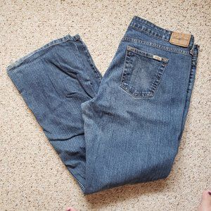 Levi Strauss Stretch Low Rise Bootcut Jeans 16M